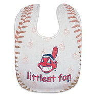 Cleveland Indians Baby Bib - Full Color Mesh