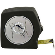 Florida Marlins Black Tape Measure