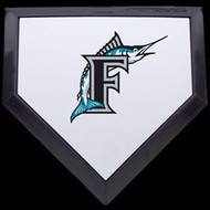 Florida Marlins Authentic Hollywood Pocket Home Plate