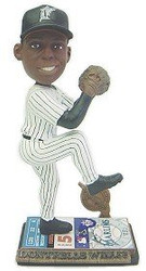 Florida Marlins Dontrelle Willis Ticket Base Forever Collectibles Bobble Head