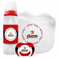 Houston Astros Baby Gift Set