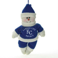 "Kansas City Royals 10"" Snowflake Friends"