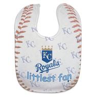 Kansas City Royals Baby Bib - Full Color Mesh