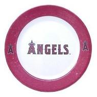 Los Angeles Angels of Anaheim 4 Piece Dinner Plate Set