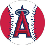 "Los Angeles Angels of Anaheim 12"" Car Magnet"