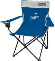 Los Angeles Dodgers Coleman Quad Chair