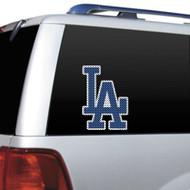 Los Angeles Dodgers Die-Cut Window Film - Large