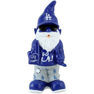 """Los Angeles Dodgers Garden Gnome 11"""" Thematic"""