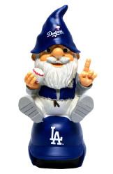 Los Angeles Dodgers Gnome On Team Logo