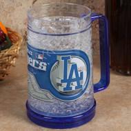 Los Angeles Dodgers Crystal Freezer Mug