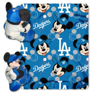 Los Angeles Dodgers Disney Hugger Blanket