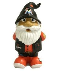 "Miami Marlins Garden Gnome - 8"" Stumpy"
