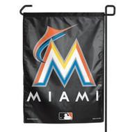"""Miami Marlins 11""""x15"""" Garden Flag"""