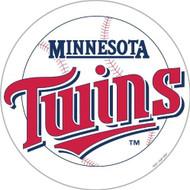 "Minnesota Twins 12"" Car Magnet"