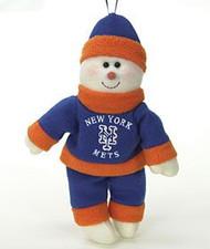 """New York Mets 10"""" Snowflake Friends"""