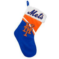 New York Mets Holiday Stocking - 2013 Swoop Design