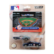 New York Yankees 1:64 Dodge Charger & Ford Mustang 2-Pack