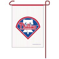 "Philadelphia Phillies 11""x15"" Garden Flag"