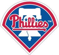 "Philadelphia Phillies 12"" Car Magnet"