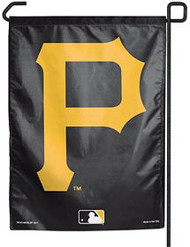 "Pittsburgh Pirates 11""x15"" Garden Flag"
