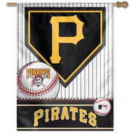 "Pittsburgh Pirates 27""x37"" Banner"