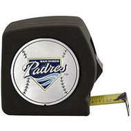 San Diego Padres Black Tape Measure