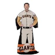 "San Francisco Giants 48""x71"" Comfy Throw - Player Design"