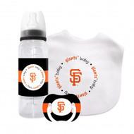 San Francisco Giants Baby Gift Set