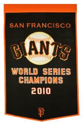 "San Francisco Giants 24""x36"" Wool Dynasty Banner"