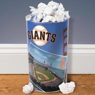 "San Francisco Giants 15"" Waste Basket"