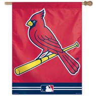 """St. Louis Cardinals 27""""x37"""" Banner"""
