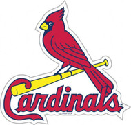 "St. Louis Cardinals 12"" Car Magnet"