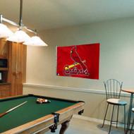 St. Louis Cardinals 3'x5' Flag