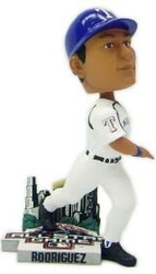 Texas Rangers Alex Rodriguez All-Star Forever Collectibles Bobble Head
