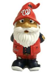 "Washington Nationals Garden Gnome - 8"" Stumpy"