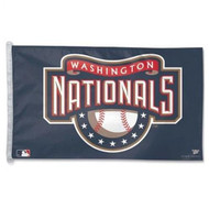 Washington Nationals 3'x5' Flag