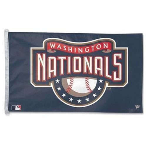 Washington Nationals 3'x5' Flag
