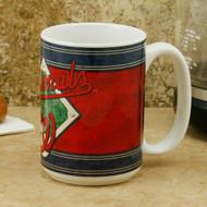 Washington Nationals Coffee Mug - Felt Style