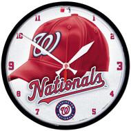 Washington Nationals Wall Clock