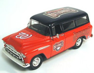 Washington Nationals 1:25 1957 Chevy Suburban