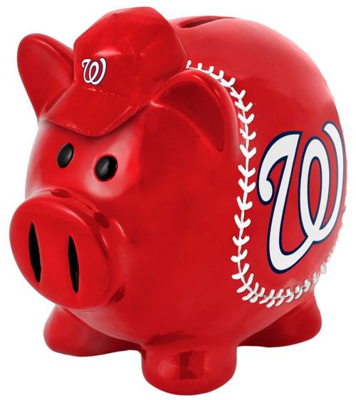 Washington Nationals Piggy Bank - Thematic Small