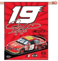 "Jeremy Mayfield 27""x37"" Banner"