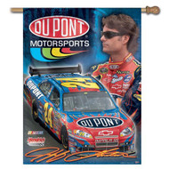 "Jeff Gordon 27""x37"" Banner"