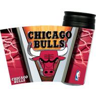 Chicago Bulls Insulated Travel Mug