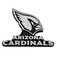 Arizona Cardinals Silver Auto Emblem