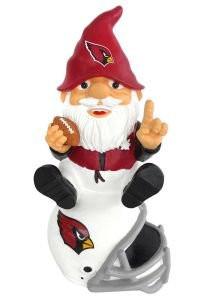 Arizona Cardinals Gnome On Team Logo