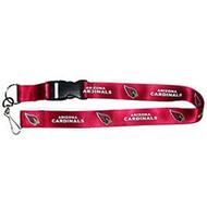 Arizona Cardinals Breakaway Lanyard with Key Ring