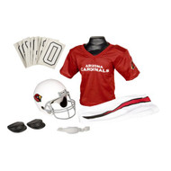 Arizona Cardinals Football Deluxe Uniform Set - Size Medium