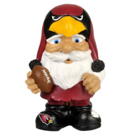 Arizona Cardinals Mad Hatter Gnome