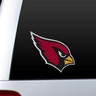 Arizona Cardinals Die-Cut Window Film - Large